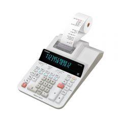 Calculadora con Wincha Casio DR-210R-WE-E-DC