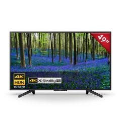 "TV Sony LED 4K UHD Smart 49"" KD- 49X725F"