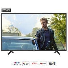 "TV Panasonic LED FHD Smart 43"" TC-43FS500"