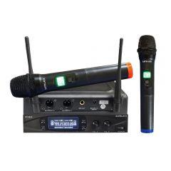 Micrófono Inalámbrico BatBlack BT-M43