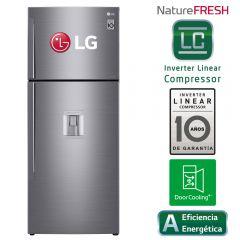 Refrigeradora LG LT44WGP No Frost 438L