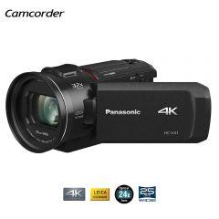 Cámara de Video Panasonic 4K Ultra HD HC-VX1