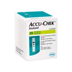 Tiras Reactivas Accu-Chek Instant x25