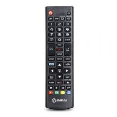 Control Remoto Miray CRM-5660LG Compatible tv LG