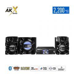 Minicomponente AKX910PSK 2200W