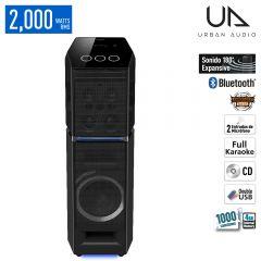 Minicomponente One Body Panasonic SC-UA90