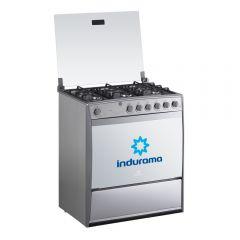 Cocina a Gas Indurama Parma 6 Hornillas