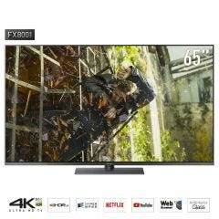 """TV Panasonic LED 4K UHD Smart 65"""" TC-65FX800W"""