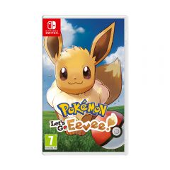 Videojuego Go Eevee+Pokeball Switch Nintendo