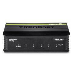 Switch GREENnet Gigabit de 5 puertos Trendnet TEG-S5G