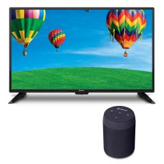 "TV Miray LED HD 32"" ME32-E200 + Parlante Portátil Miray PMBT-49"