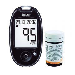 Medidor de Glucosa Beurer GL-44