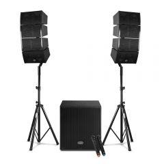 Sistema Audio Profesional Miray SAPM-1500