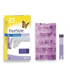 Tira Reactiva FreeStyle B-KETONE x10