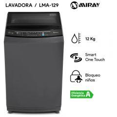 Lavadora Automática Miray LMA-129 12kg