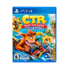 Videojuego Crash Team Racing PS4