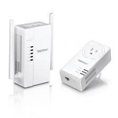 Kit wireless 1200 AV2 Powerline Trendnet TPL-430APK