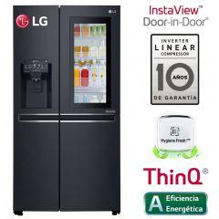Refrigeradora LG Side by Side LS65SXT No Frost 601L