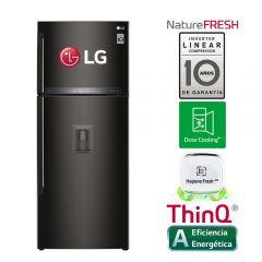Refrigeradora LG Top Mount LT44AGD No Frost 424L