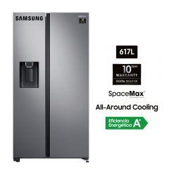 Refrigeradora Samsung Side by Side RS-64R5311M9/PE No Frost 617L