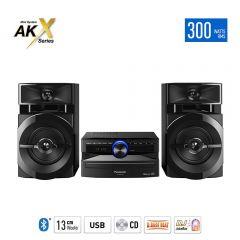 Minicomponente Panasonic SC-AKX110PSK 300W