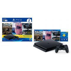 Consola PS4 Sony 1TB HITS 5 BNDL