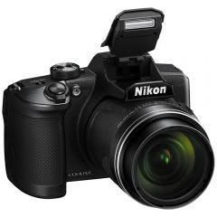 Cámara Digital Nikon Coolpix B600 Negro+SD 16MP