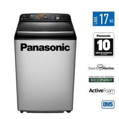 Lavadora Panasonic NA-F170H7LRH 17kg