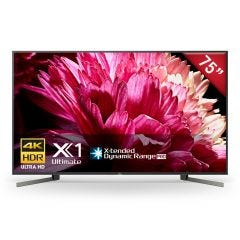 "TV Sony LED 4K Smart 75"" XBR-75X955G"