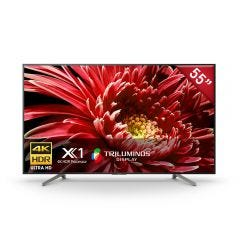 "TV Sony LED 4K UHD Smart 55"" XBR-55X855G"