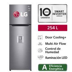 Refrigeradora LG Top Mount GT29WPPDC No Frost 254L