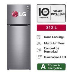 Refrigeradora LG Top Mount GT32BPPDC No Frost 312L