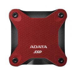 Unidad SSD Externo Adata ASD600Q-240GU31-CRD 240GB