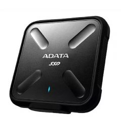 Unidad SSD Externo Adata 512GB ASD700-512GU31-CBK