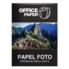 Papel Foto Premium Brillante 270g x 20 hojas A4