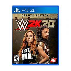 Videojuego WWE 2K20 PS4