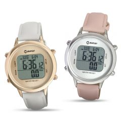 Reloj Pulsera Sport P/Dama Miray RPMD-77D + Reloj Pulsera Sport P/Dama Miray RPMD-77P