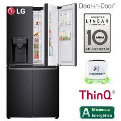 Refrigeradora LG French Door  No Frost 426L
