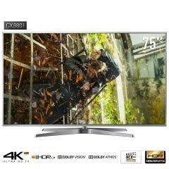 """TV Panasonic LED 4K UHD Smart 75"""" TC-75GX880"""