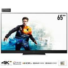 "TV Panasonic OLED 4K UHD Smart 65"" TC-65GZ2000W"
