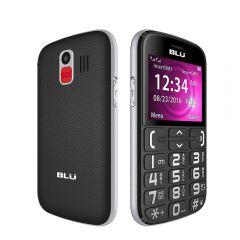 "Celular Libre Blu Joy J-010 2.4"" 32MB Negro"
