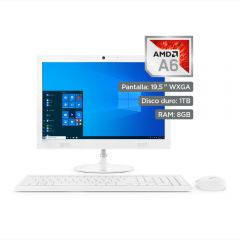 "All In One Lenovo IdeaCentre AIO 330 19.5"" AMD A6 9225 1TB HDD 8GB RAM"