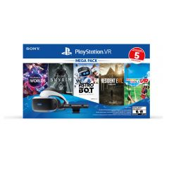 Visor PS4 PSVR Sony Value Pack