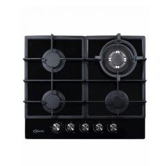 Cocina Empotrable GN/GLP Klimatic Trevi 60 Pro 4 hornillas