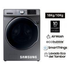 Lavadora Secadora Samsung WD18N7200KP/PE 18/10Kg