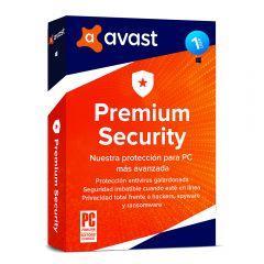 Antivirus Avast Premium Security 1PC/2020