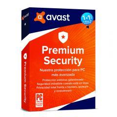 Antivirus Avast Premium Security 1+1 PC/2020