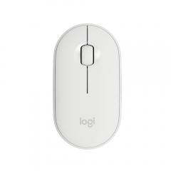 Mouse Logitech M350 White
