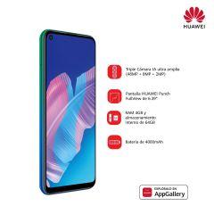 """Celular Huawei Y7P 6.39"""" 64GB Aurora Blue"""