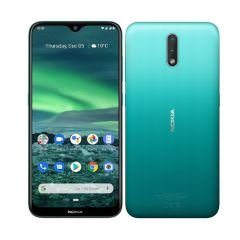 "Celular Libre Nokia 2.3  6.2"" HD+  32GB  Verde Cyan"